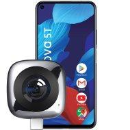 Huawei Camera EnVizion 360 si Huawei Nova 5T