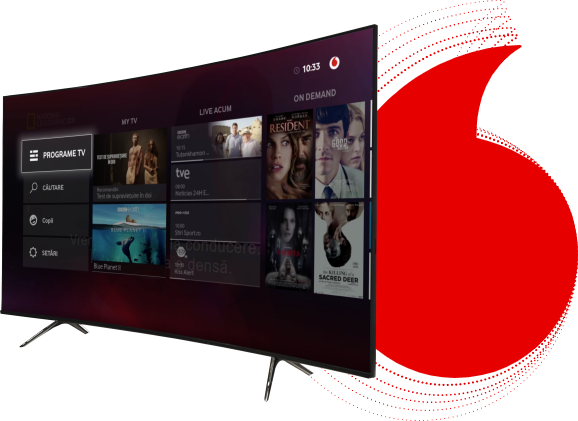 Vodafone TV Business
